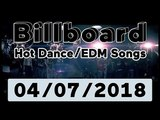 Billboard Hot DanceElectronicEDM Songs TOP 50 (April 7, 2018)