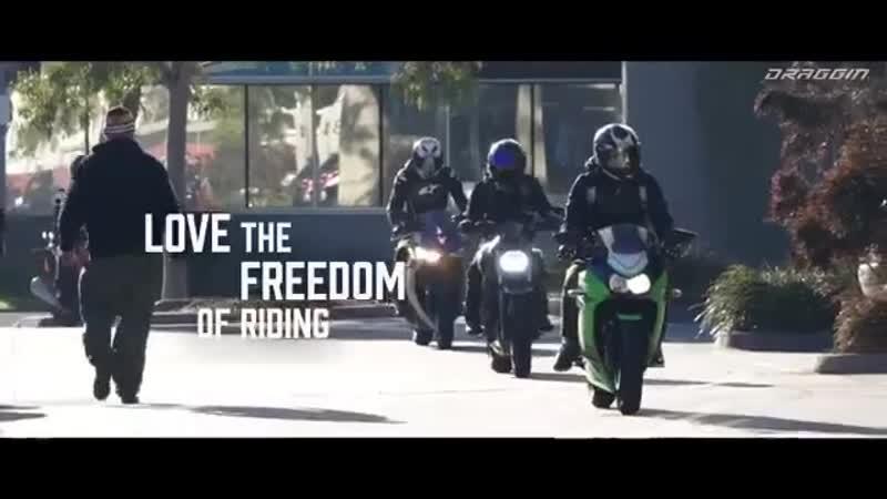 Свобода и безопасность: Почему в мотоджинсах Draggin Jeans люди ездят на работу