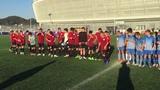 Интер 2006 г. Сочи 1 1 (65) Виктория 2006 г. Краснодар Hopes Cup U-12(А), 9-16 места
