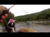 Ловля голавля на колебалку SV FISHING LURES