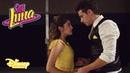 Буквально двадцать (20) минут назад ютуб-канал «DisneyChannelLA» выложил видео, в котором Луна и Маттео поют и катаются под песню «Vives en mi» для кастинга.