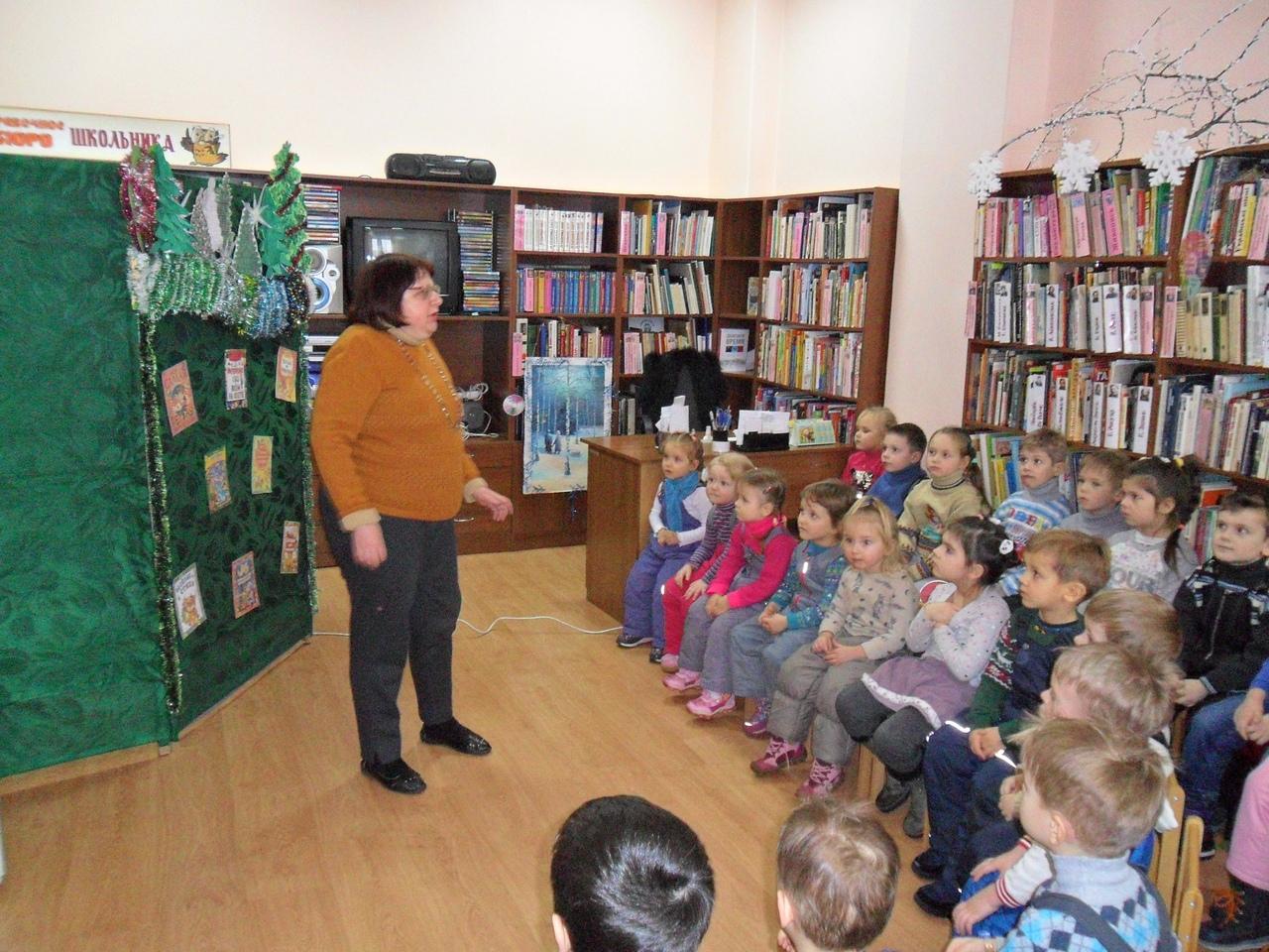донецкая республиканская библиотека для детей, отдел искусств, веселые зимние праздники, мероприятия для детей, рождество, кукольный спектакль