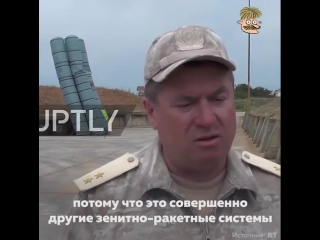 К сожалению, в видео не вошла часть, где начинает сдуваться сам военный и его уносит порывом ветра