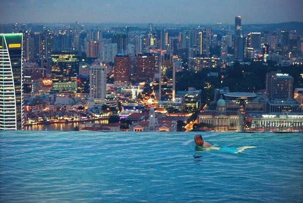 Отель в Сингапуре Marina Bay Sands отзывы