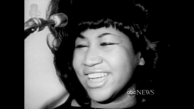 ● Aretha Franklin Close-Up (1968)   A Must See!