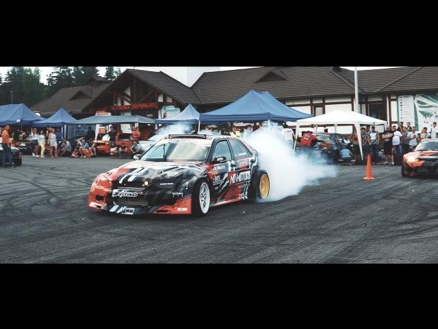Drift Logoisk. Belarus Drift Championship