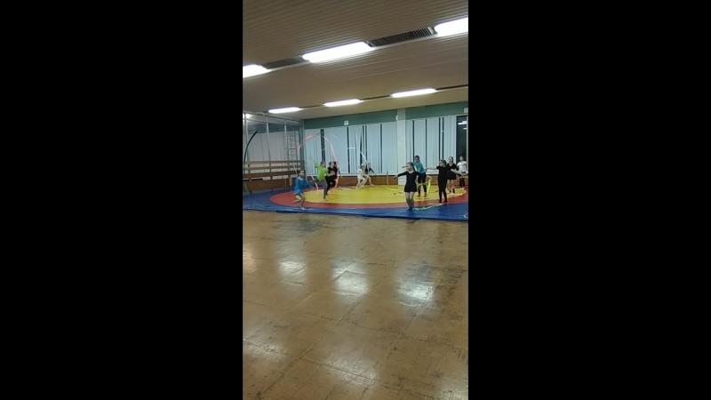 наши красавицы гимнастки 👭👯