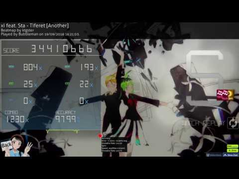 Xi feat. Sta - Tiferet [Another] HDHR FC 1 | Bubbleman