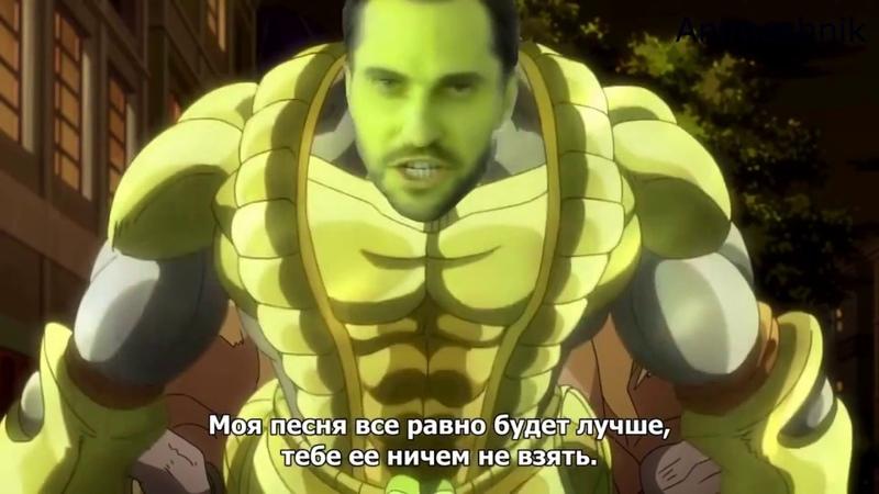 Всратые аниме мемы