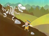 I Am a Paleontologist - They Might Be Giants wDanny Weinkauf (official TMBG video)