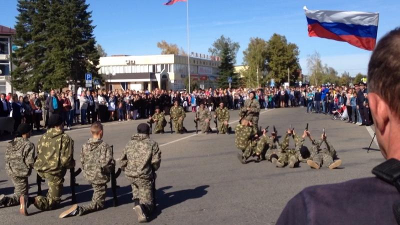 Военное выступление, Курганинск