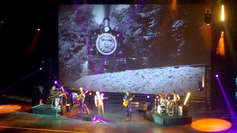 Jethro Tull - Locomotive Breath. Live in Moscow. 27.04.2018. 50Tth Anniversary Tour