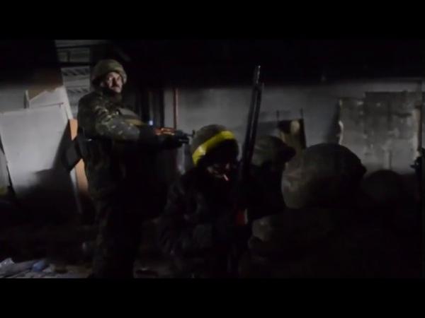 Как киборги под гимн Украины удерживали Донецкий аэропорт