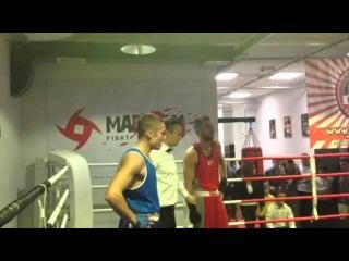 Алик Бигаев - Георгий Жигалкин результат