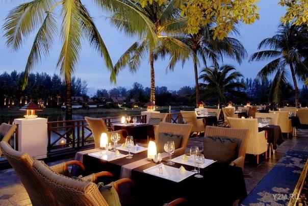 Banyan Tree Phuket - роскошный курорт на острове Пхукет