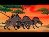 Король лев. Тимон и Пумба / The Lion Kings Timon & Pumbaa. Сезон 1 Серия 7 - Друг по-французски / Завтрак съешь в цирке