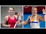 Simona HALEP vs Anastasia PAVLYUCHENKOVA Highlights ROGERS CUP 2018