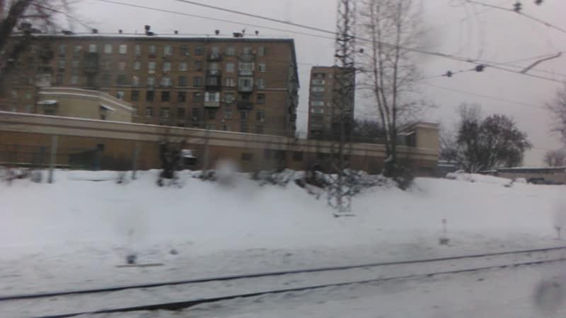Поезд 78 Неман Гродно - Москва