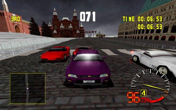 GameTest :Ретро- Test Drive 6 Запущенный в далеких восьмидесятых конвейер, производящий новые продукты мыльного авто-сериала Test Drive, находится сейчас в самом расцвете своих производственных