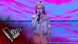 Brooke Performs 'Til I'm Done' The Semi Final The Voice Kids UK 2018