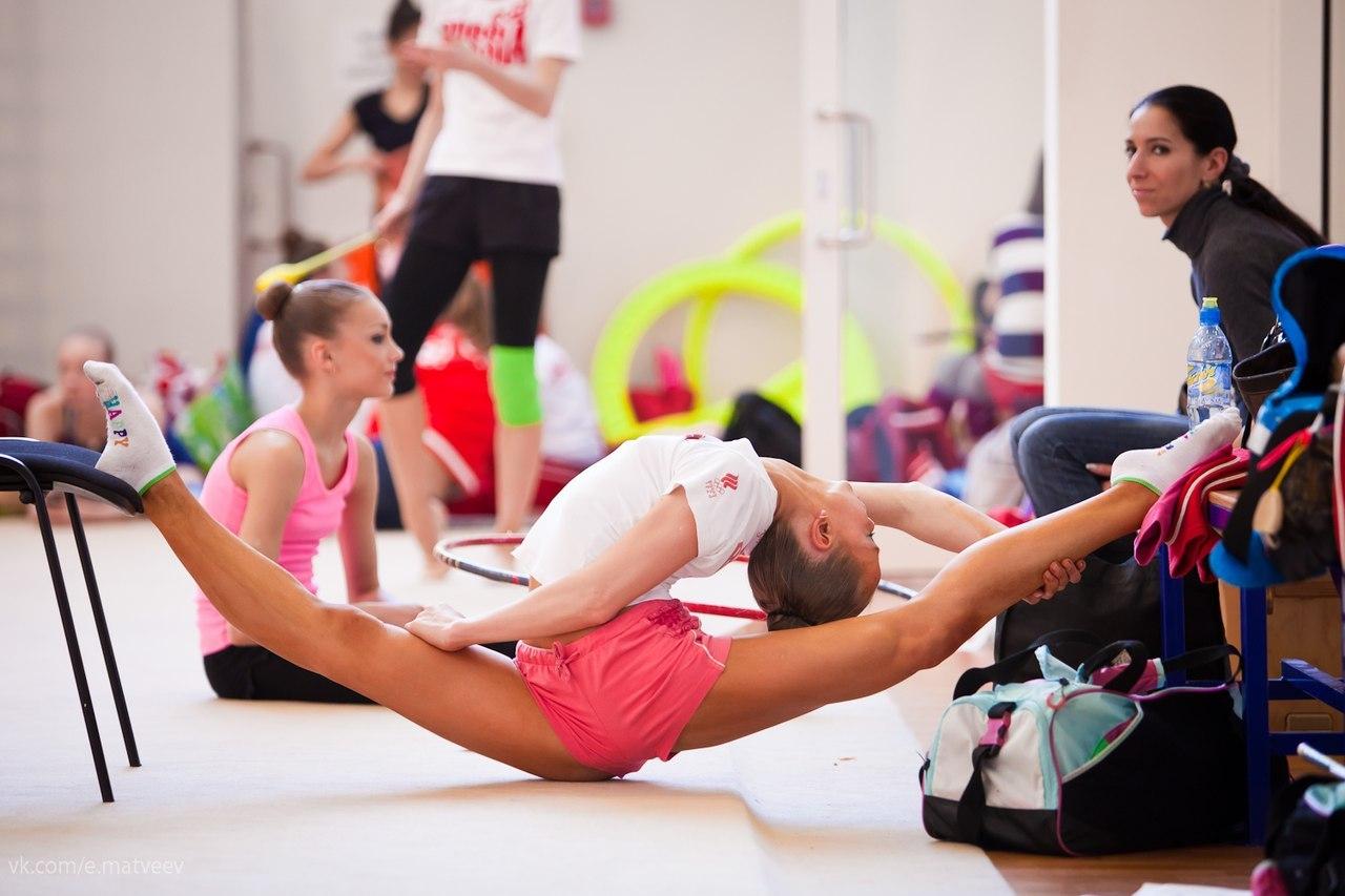 Тренировка художественная гимнастика музыка 7 фотография