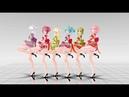 【MMD KPOP】MOMOLAND (모모랜드) - BBoom BBoom (뿜뿜)【TDA Summer Kimono DL Pack】1080p60fps