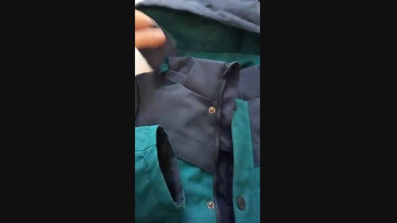 ТМ Reimo костюм демисезонный