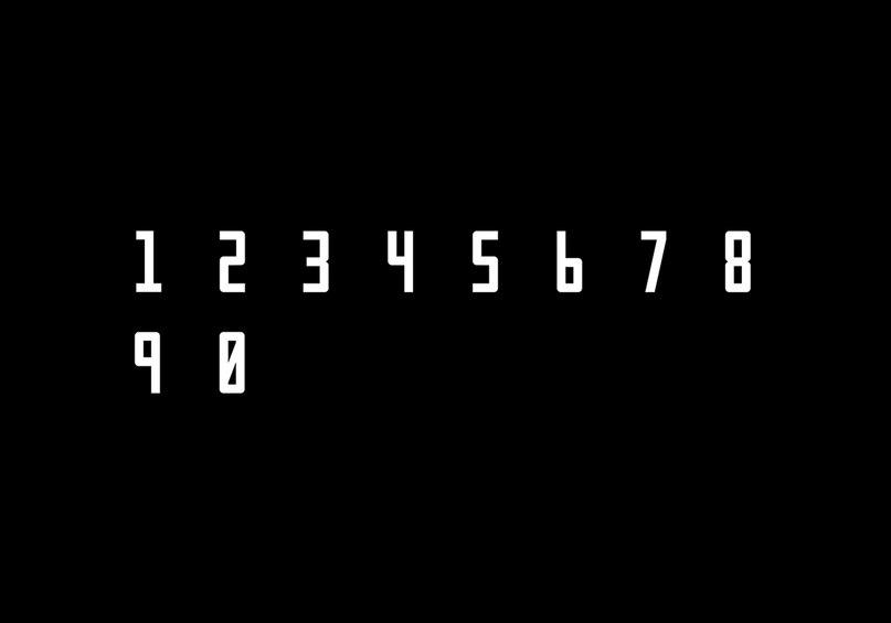 NOVUM Regular шрифт скачать бесплатно