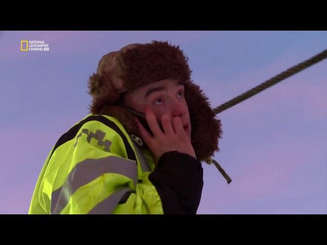 Ледяная дорога 1 сезон 2 серия