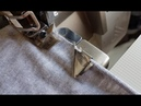 How to sew rolled edge of material makes sewing easier Gadzet do rozwijania brzegu materiału