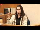 Martin MacNeill Trial. Day 8. Part 2. Alexis Somers MacNeil Testifies. Michelle MacNeils Daughter