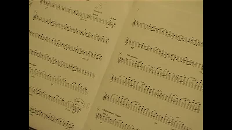 Телеканал АВЕСТА Камерный оркестр Виола в Комсомольской ДМШ с концертной программой МЕТЕЛЬ в рамках культурно просветитель