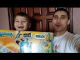 Про новый набор Lego BOOST рассказывает Альберт. Ему 6 лет