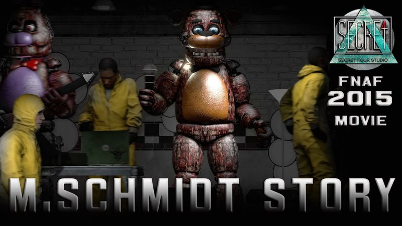FNAF: The 2016 Movie [Prequel 1] – The Deadly Night Shift [S4S FNAF ANIM]