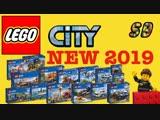ALL NEW LEGO CITY 2019 Sets Winter wave - (aneka.scriptscraft.com) 720p
