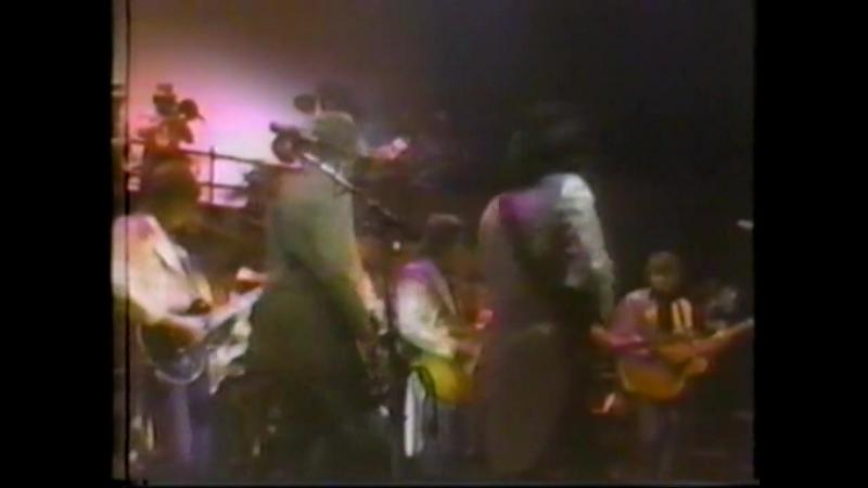 Rockestra Lucille 5 7 Rock for Kampuchea 1981 U S TV Version Night Flight