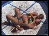 female oil wrestling traing camp New HD