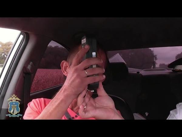 Ставропольские автоинспекторы задерживают пьяного водителя » Freewka.com - Смотреть онлайн в хорощем качестве