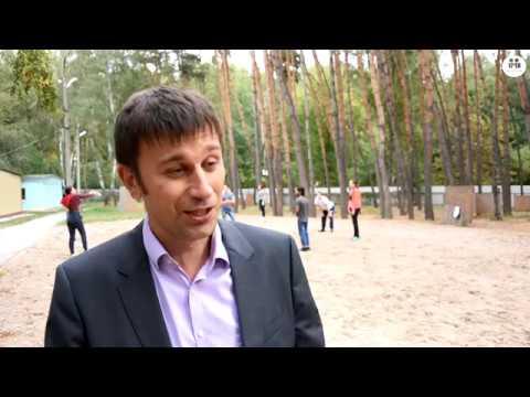Посвящение в первокурсники студентов ЕНФ ЮЗГУ
