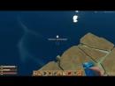 Raft Прохождение — Укрощение строптивой акулы [ 2]