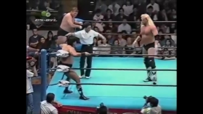 AJPW October Giant Series 1997 (1997.09.27) - День 1 (Часть 1)