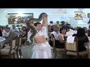танец со змеёй в Астане