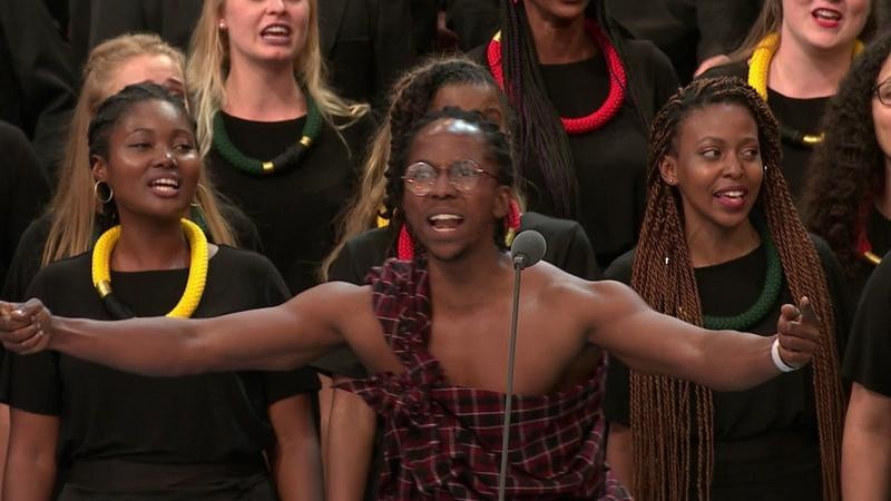 Stellenbosch University Choir - Baba Yetu