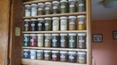 Building A Hidden Pull Out Spice Rack To Organize A Cabinet