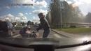 Реакция водителей 80 уровня ч.2 Невнимательные пешеходы.