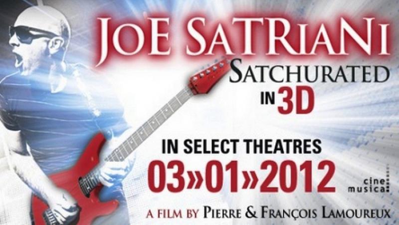 Joe Satriani - Satchurated: Live in Montreal (2012)