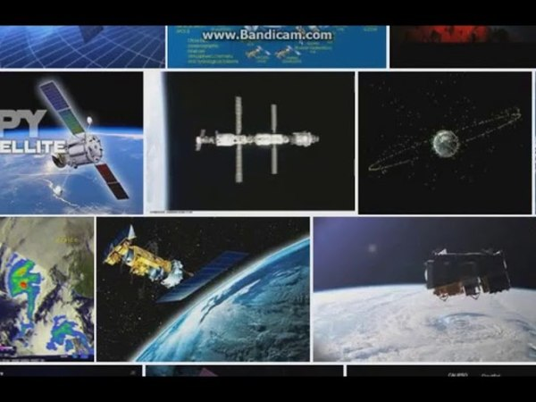 Satellite Hoax - Satellites Do Not Exist!