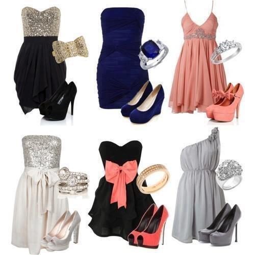 Красивые и модные наряды
