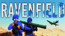 Ravenfield ЦВЕТ ПОБЕДИТЕЛЯ СИНИЙ