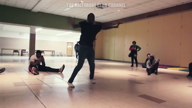 Baltimore Club Dance Gauntlet: 1 Round Eliminations Part 3